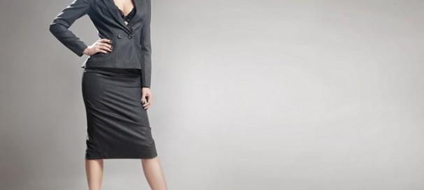 La jupe mi-longue : très controversée !