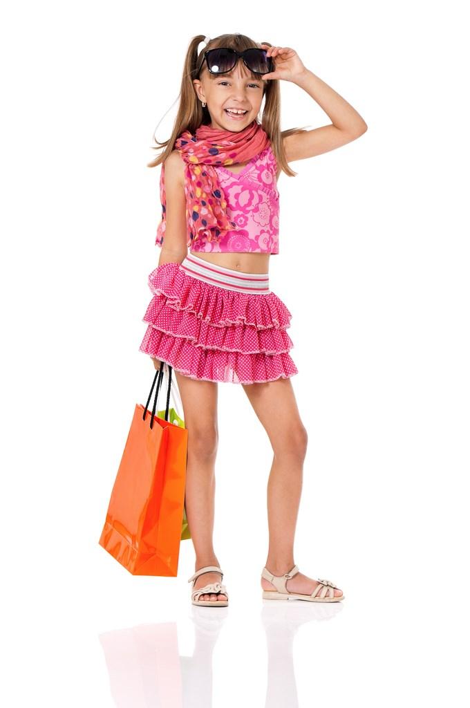 Petite shoppeuse