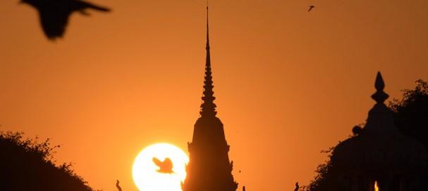 Le temps de la découverte cambodge en famille