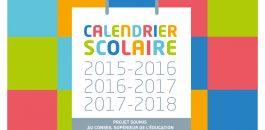 Calendrier scolaire 2016 : découvrez le programme de l'année prochaine