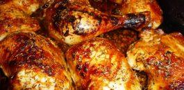 Comment faire cuire des cuisses de poulet ?
