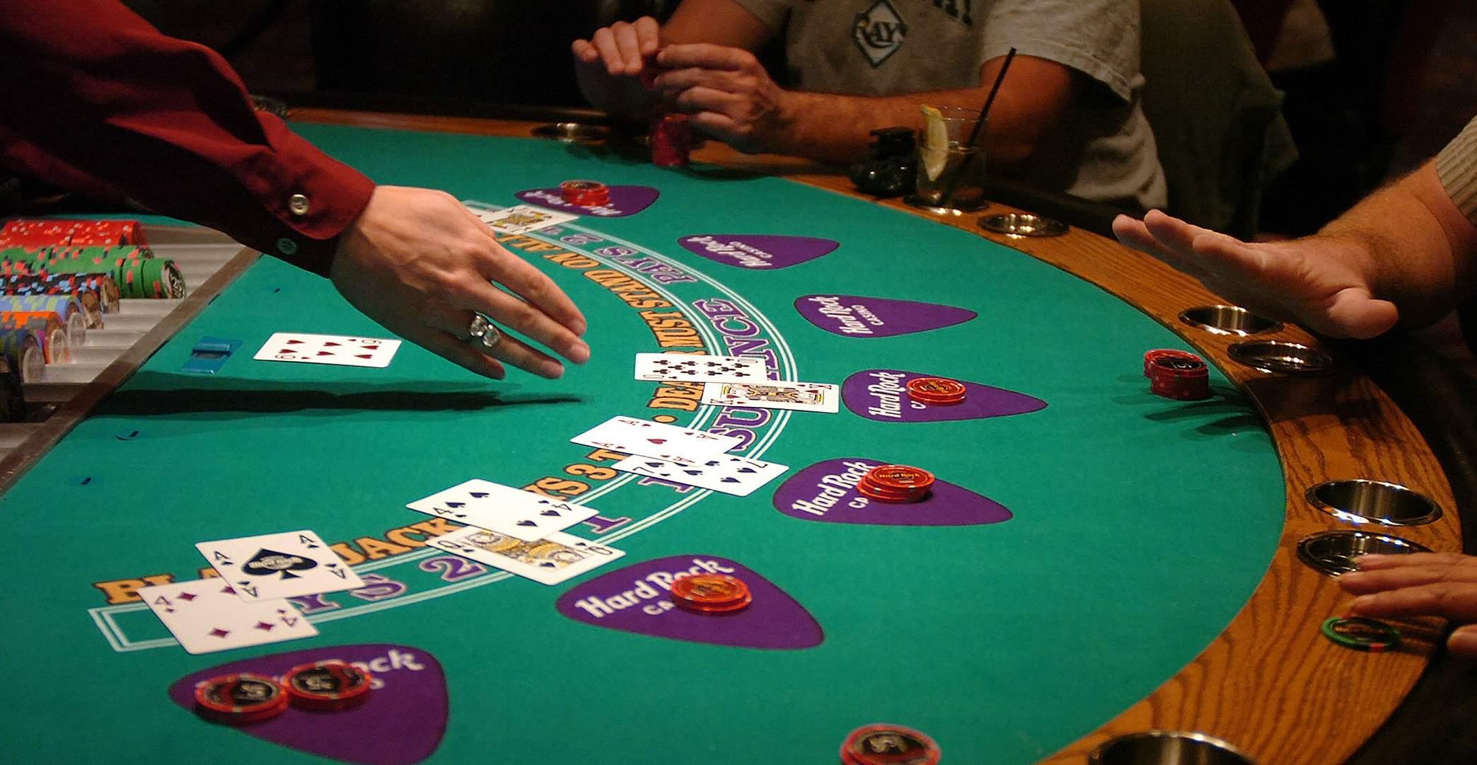 Savoir bluffer en blackjack