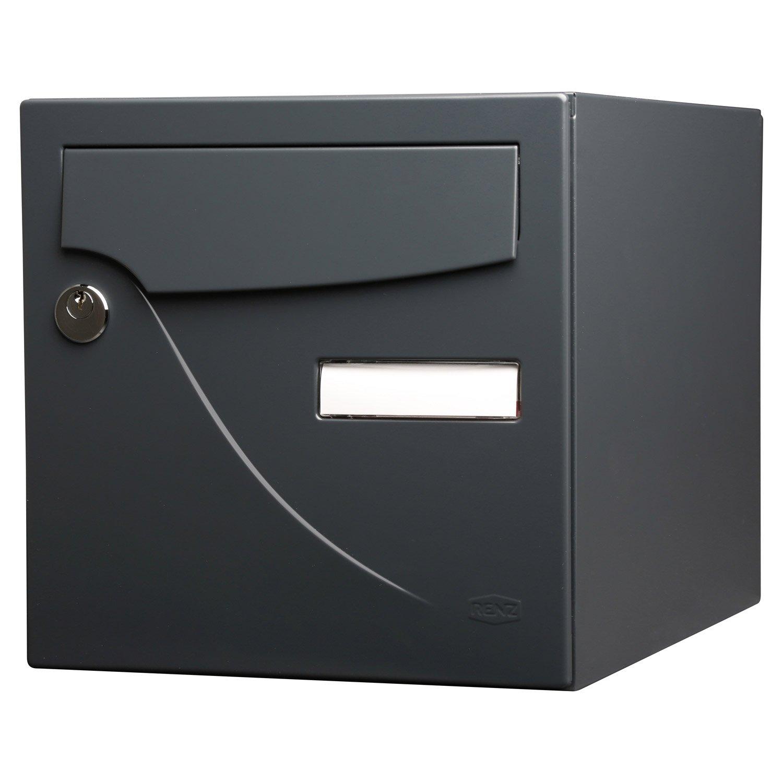 Plaque boîte aux lettres : les déménagements