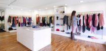 Boutique de prêt à porter féminin