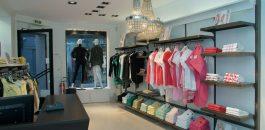 Boutique de vêtements femme