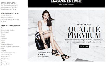 boutique en ligne femme