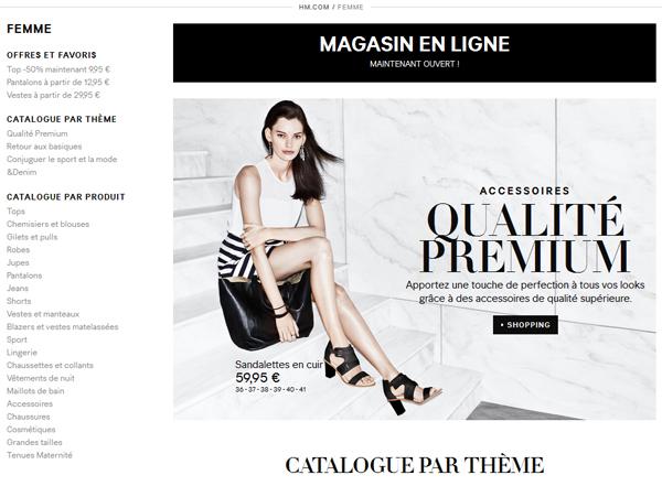Boutique en ligne femme - Pret a porter femme en ligne ...