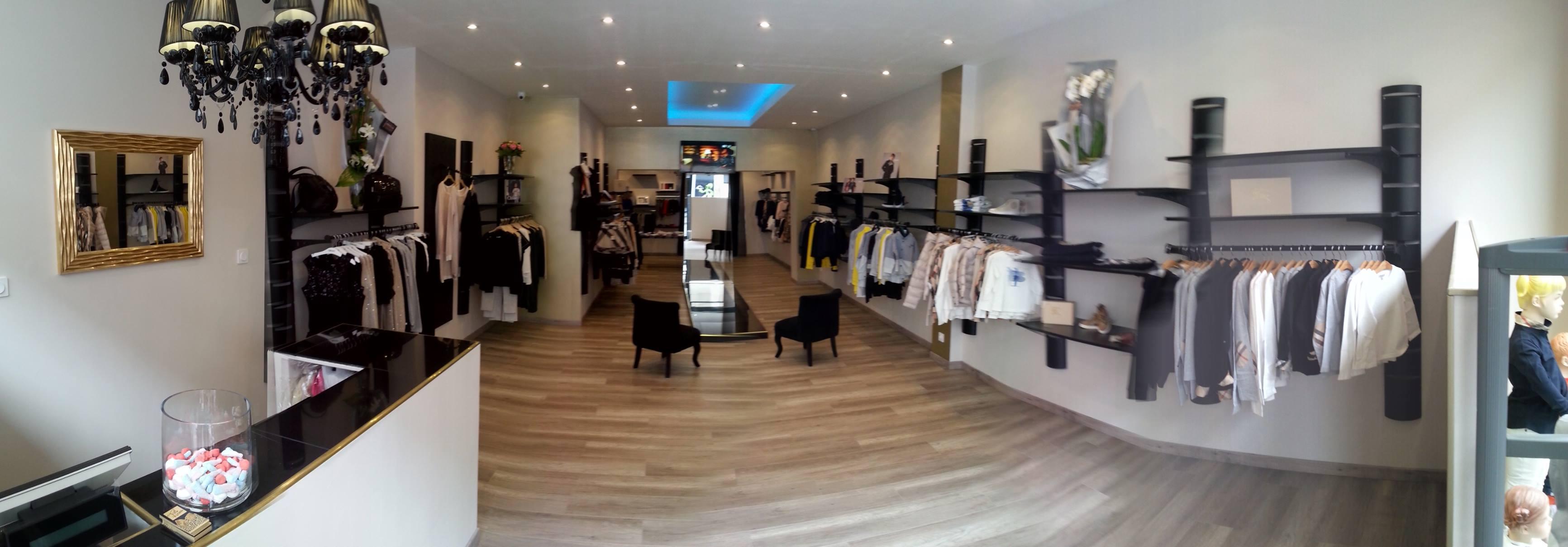boutique pret a porter