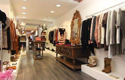 boutiques femme