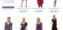 Catalogue vetement femme