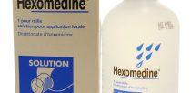 Hexomedine, un traitement efficace contre les boutons