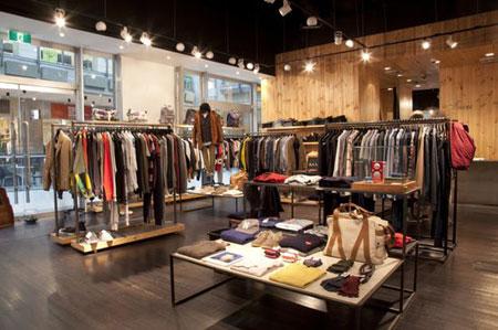 magasin de mode