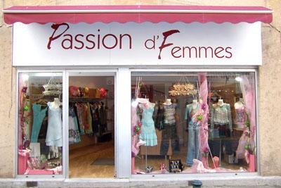 magasin femmes