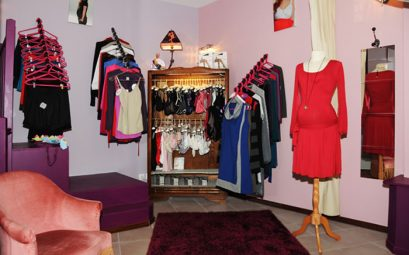 magasin robe femme