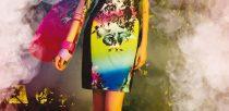 Vetement coloré femme