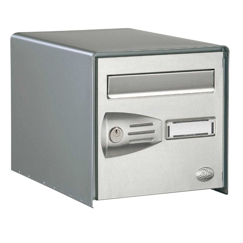 Comment poser sa plaque de boîte aux lettres?